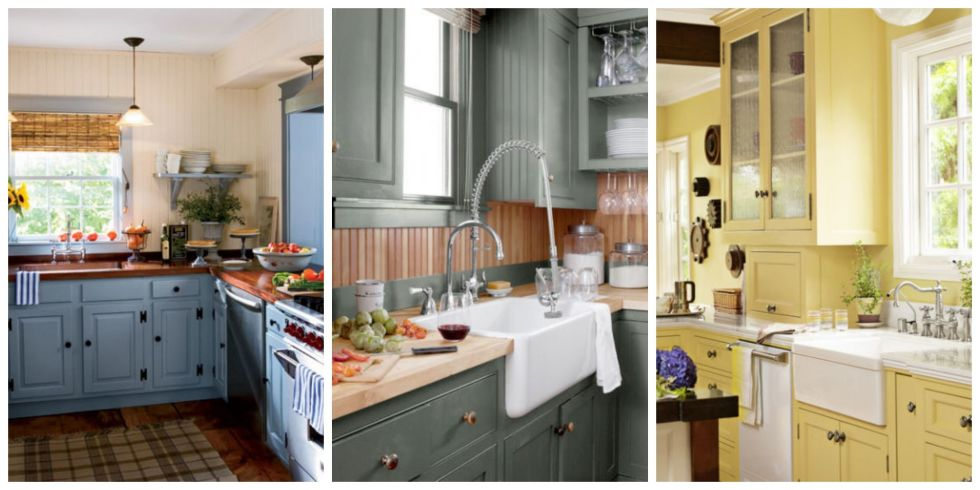Modern 15+ Best Kitchen Color Ideas - Paint and Color Schemes for Kitchens popular paint colors for kitchens