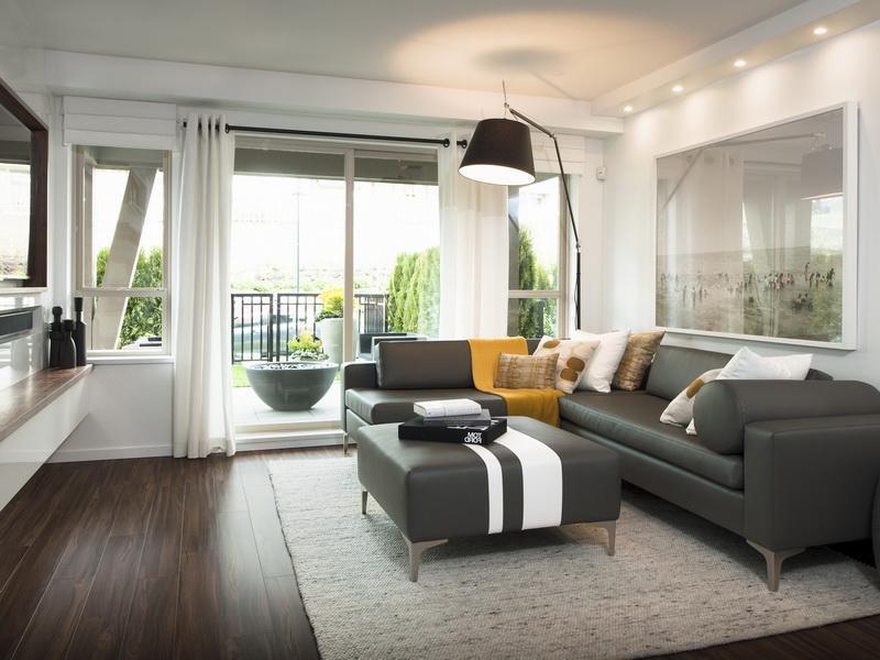 Modern 24 Elegant Living Room Designs-2 elegant modern living rooms