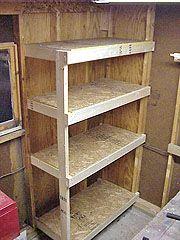 Modern 25+ best ideas about Garage Storage Shelves on Pinterest | Diy garage wooden storage shelves
