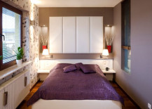 Awesome Designing the interiors of a small room are all about creating greater modern bedroom designs for small rooms