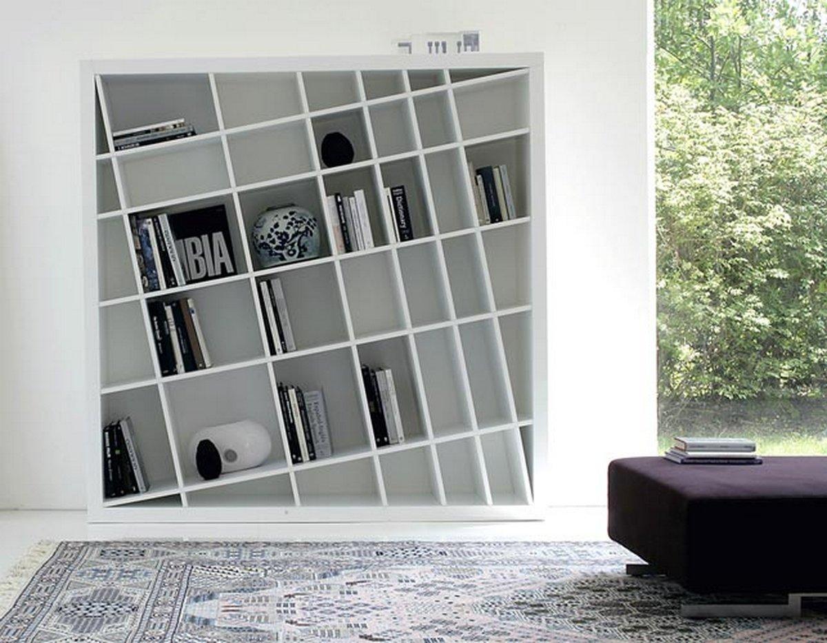 Master Elegant Modern Bookcase Unique Design modern bookshelf design