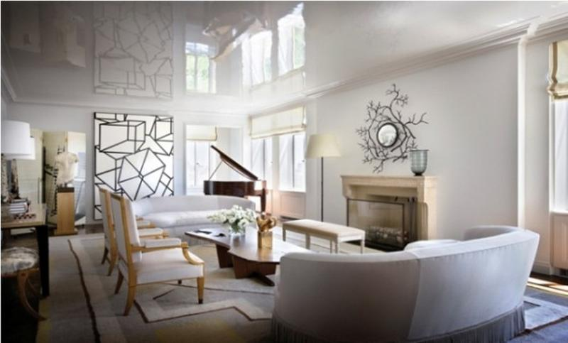 Modern Classic Art Deco Living Room art deco living room furniture