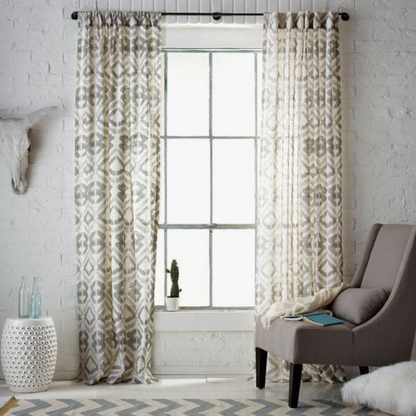Make Your Room Beautiful With Cool Curtains