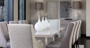 Elegant 21 Captivating Contemporary Dining Room Designs modern dining room furniture