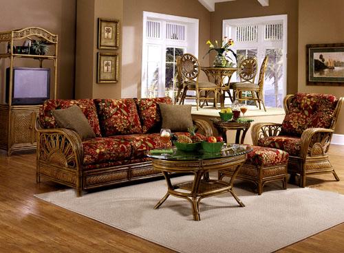 Modern Image of: Indoor Sunroom Furniture Set sunroom furniture sets