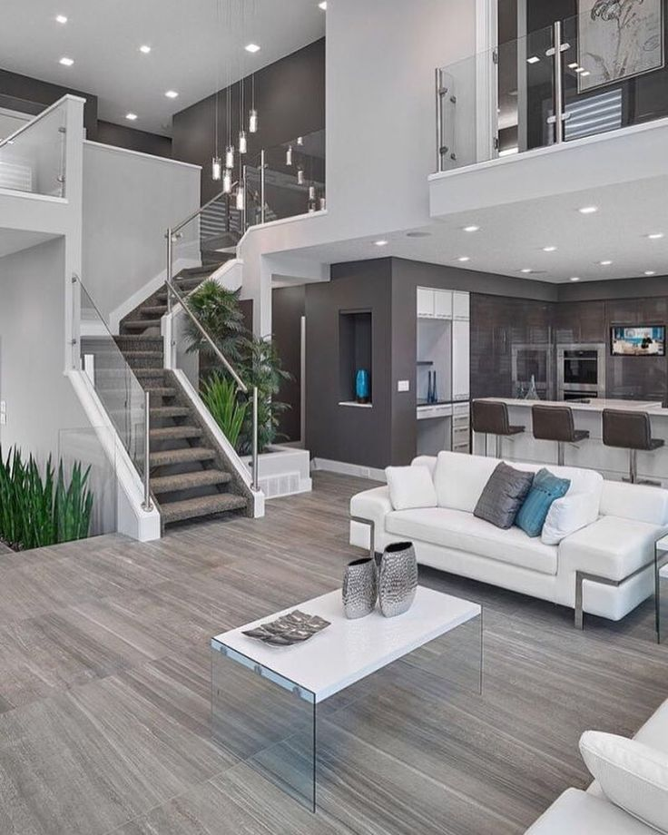 Stunning Room Decor, Furniture, Interior Design Idea, Neutral Room, Beige color,  Khaki modern interior design ideas