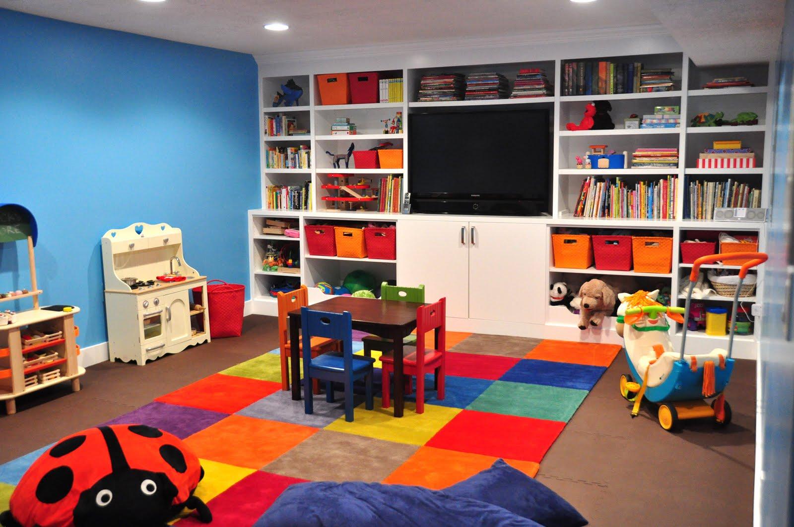 Modern Kids Playroom Designs u0026 Ideas kids playroom ideas