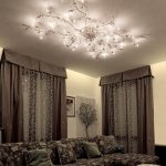 Bedroom ceiling lights: Some Tips