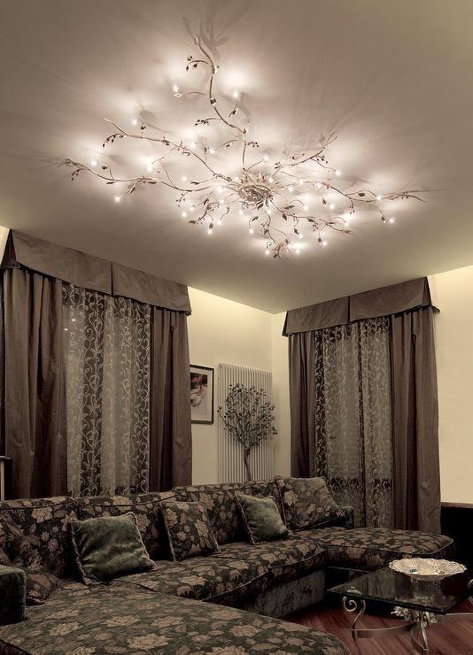 Bedroom ceiling lights: Some Tips