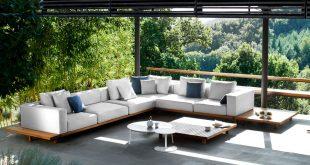 Stunning Image of: Best Modern Teak Outdoor Furniture modern teak outdoor furniture