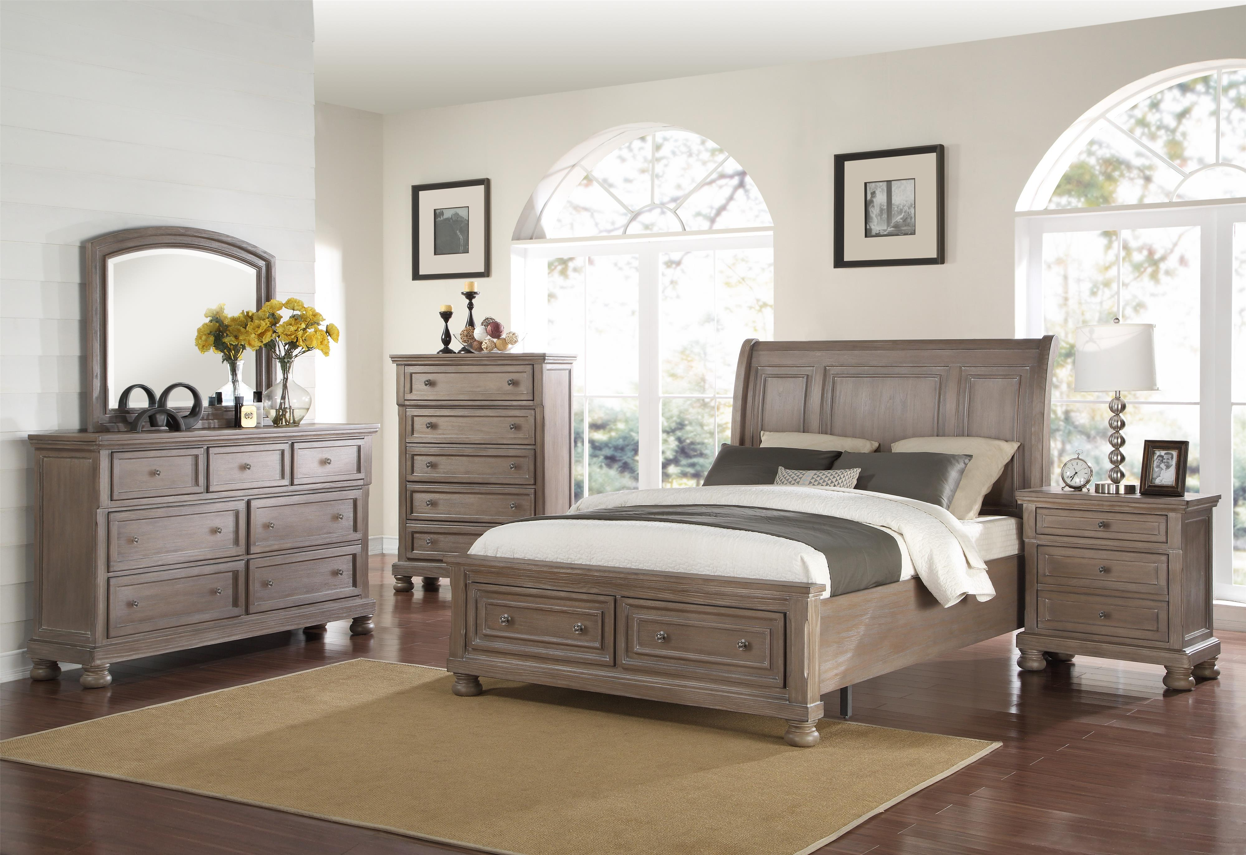 Master Allegra by New Classic new classic furniture