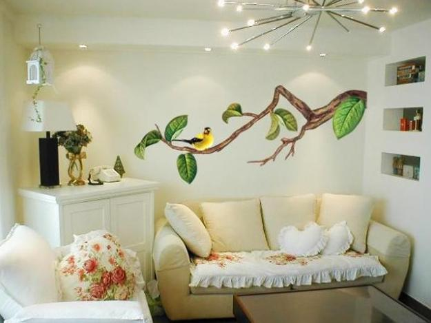 New Wall painting ideas for spring decorating interior wall painting ideas