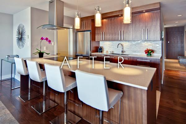 Luxury Open concept · Exact set up of the kitchen in our house as open concept galley kitchen designs