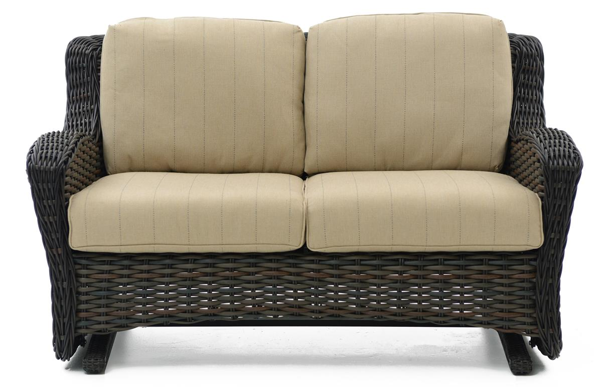 Ideas of ... 3686342520_00793-000049-000056 Glider Loveseat SS132S.jpg patio glider loveseat