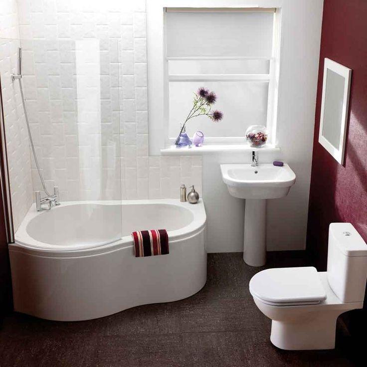 Photos of 25+ best ideas about Small Bathroom Bathtub on Pinterest | Bathtub shower baths for small bathrooms