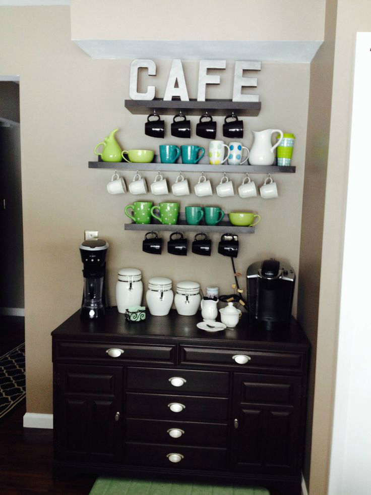 Photos of home Coffee Station 9 ... home coffee bar furniture