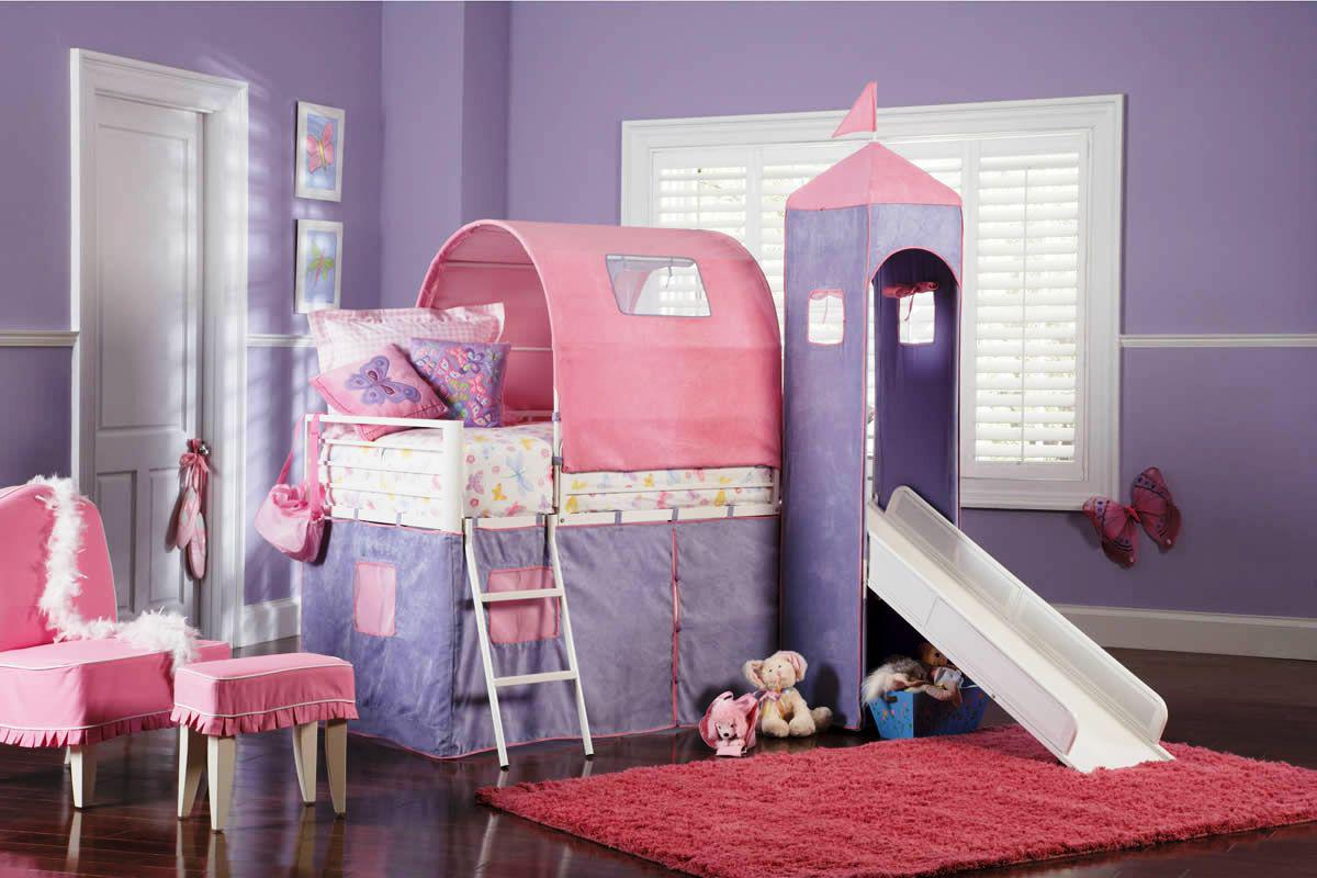 Photos of Image of: Princess Bedroom Set With Slide princess bedroom set