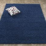 Give An Exotic Look To Your Room With Blue Rugs