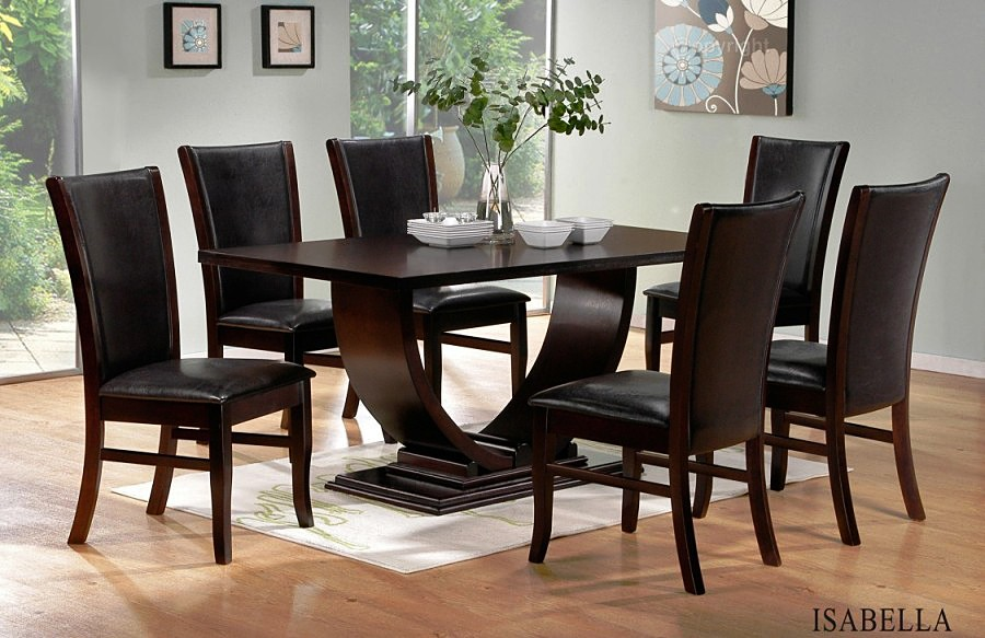 Photos of Small Modern Dinner Table Modern Wood Dining Room Tables Cute Regarding The modern dining table sets
