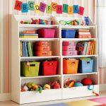 Kids bookshelves: increase the interest in the studies