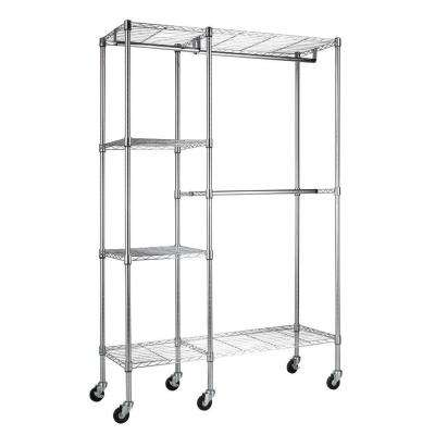 Pictures of 4-Shelf ... metal wardrobe rack