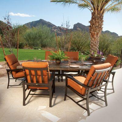 Pictures of Agio patio furniture - Majorca collection agio outdoor patio furniture