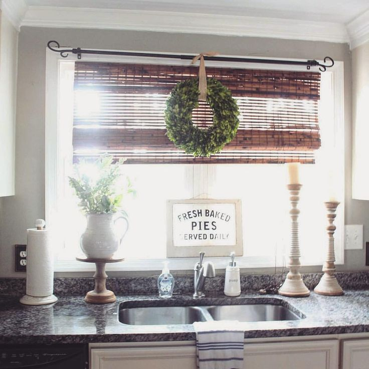 Pictures of Cake stand with planted vase for corner of kitchen counter decorating ideas for kitchen counters