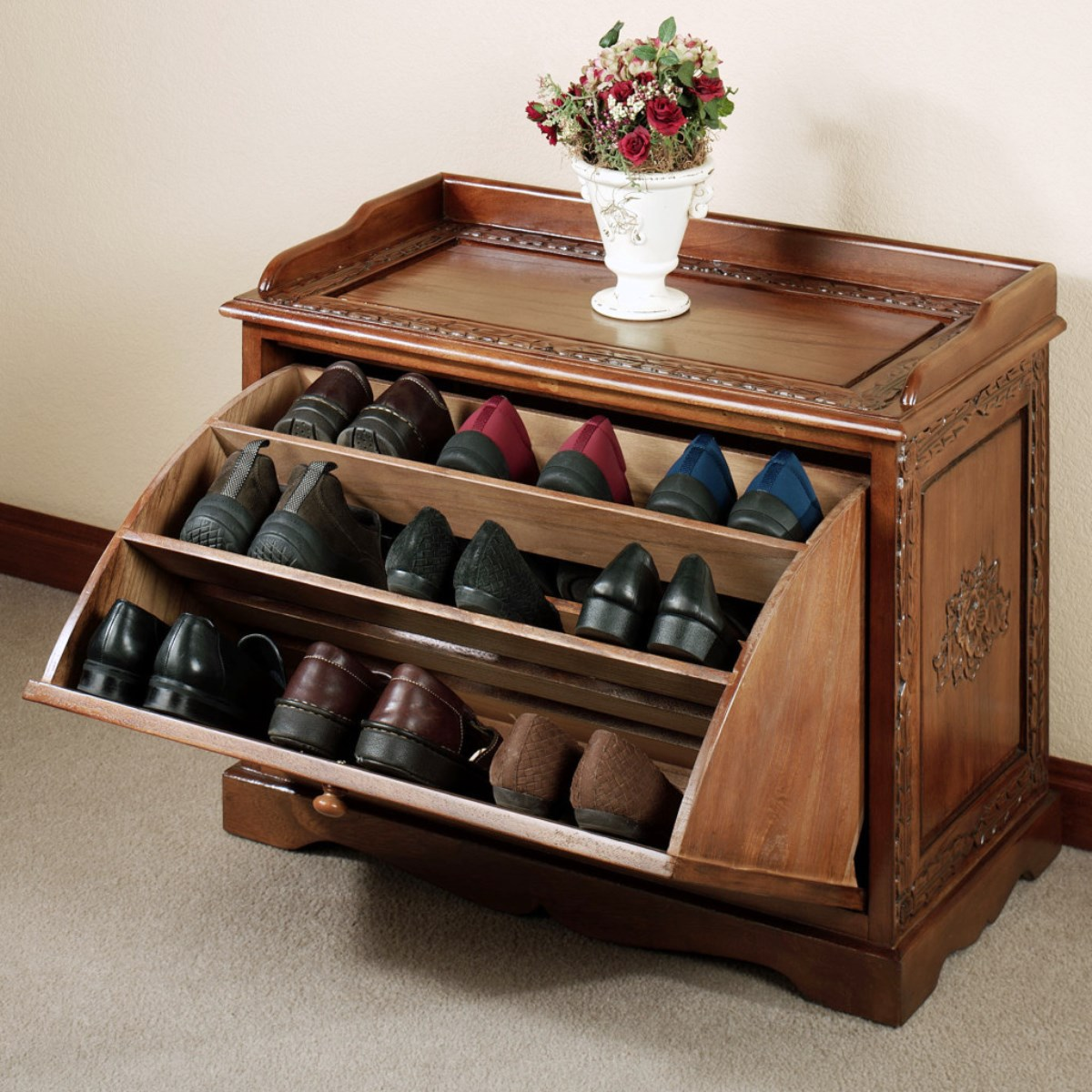 Pictures of Gallery Photos of Cool Shoe Racks ... cool shoe racks