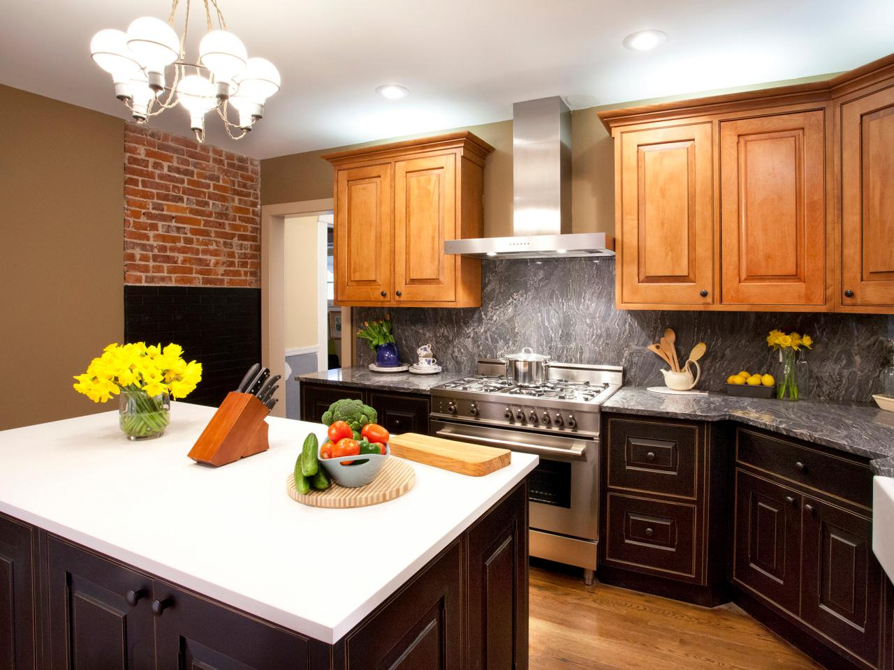 Pictures of Granite Countertops for Kitchens granite kitchen counters pictures