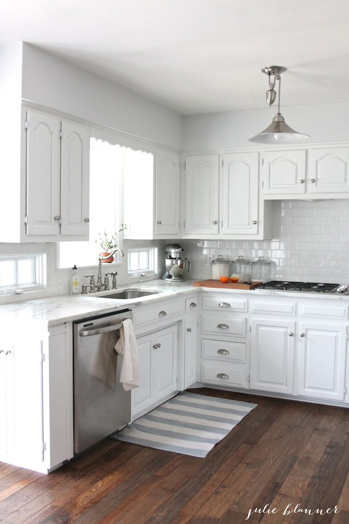 Pictures of Making the Most of a Small Kitchen small white kitchen designs