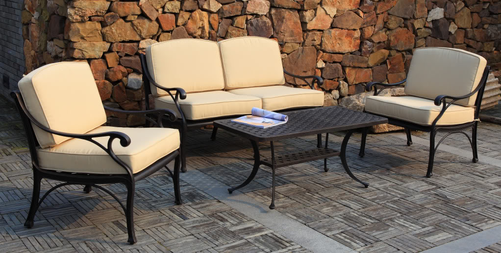 Pictures of metal patio furniture sets cool patio furniture covers on patio dining sets metal outdoor lounge furniture