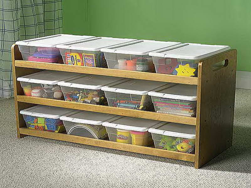 Pictures of ... OriginalViews: ... storage baskets for shelves