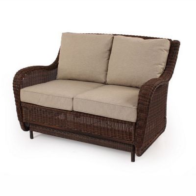 Pictures of SONOMA Goods for Life™ Presidio Patio Loveseat Glider patio loveseat glider