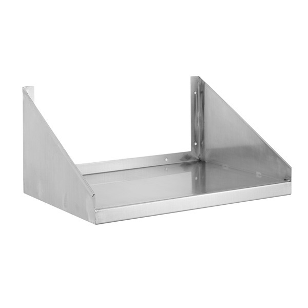 Pictures of Stainless Steel Wall Mount Microwave Shelf wall mounted microwave shelf