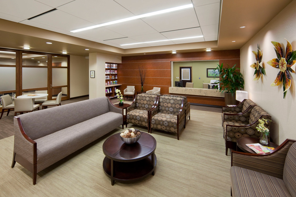 Pictures of Waiting rooms, too, can promote patient health - The DO medical office waiting room furniture