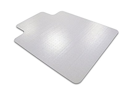 Stunning Floortex Ultimat Polycarbonate Chair Mat for Carpets to 1/2,  47x35u0026quot polycarbonate chair mats for carpet