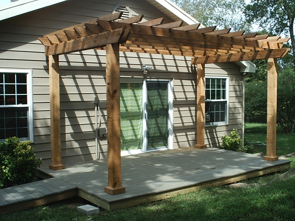Popular 25+ best ideas about Deck Pergola on Pinterest | Pergola patio, Deck pergola designs for decks