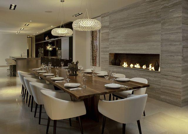 Popular 30 Modern Dining Rooms Design Ideas modern dining room design ideas