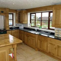 Popular Beech Wood Worktops Jieke solid oak kitchens