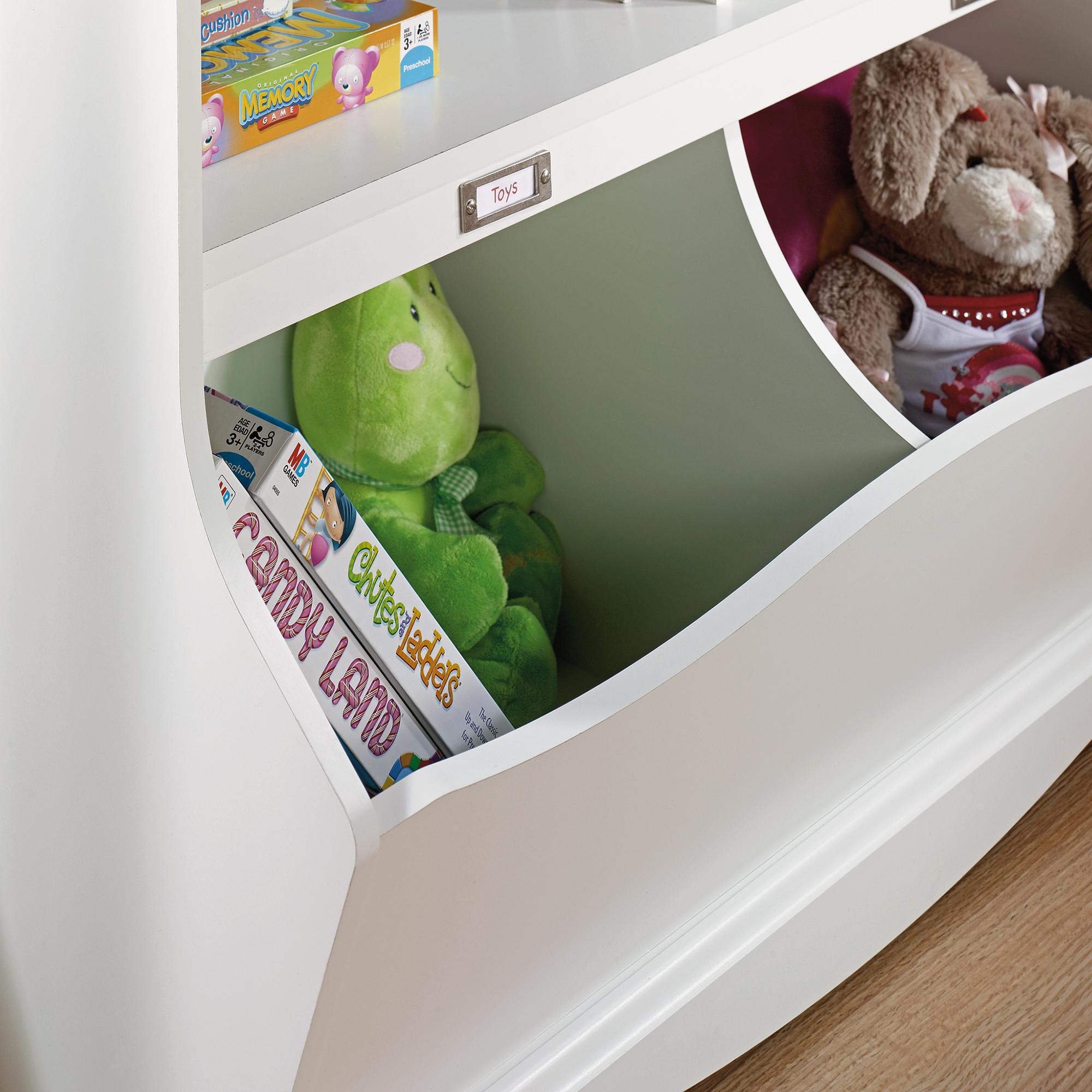 Popular Bookcase/Footboard Bookcase/Footboard ... sauder pogo bookcase