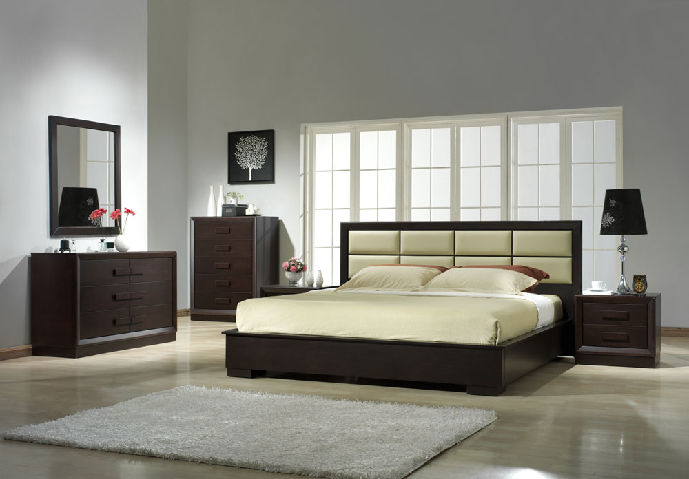 Popular Boston Bedroom Set modern bedroom furniture sets