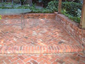 Popular Brick Patio Design brick patio designs