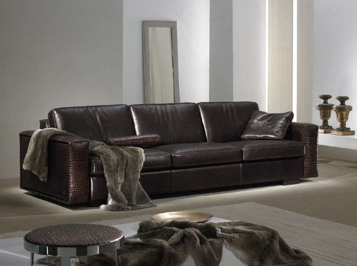 Popular Contemporary Leather Furniture | contemporary and modern leather sofa contemporary leather sofa