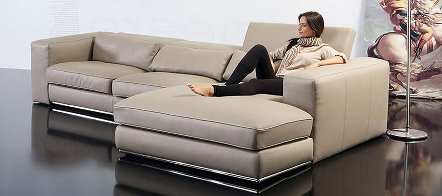 Popular Corner Sofa Leather Sofa Forma italian leather sofas