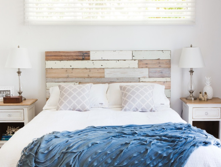 Popular DIY Headboard Ideas. Collect this idea wood rustic headboard diy headboard ideas