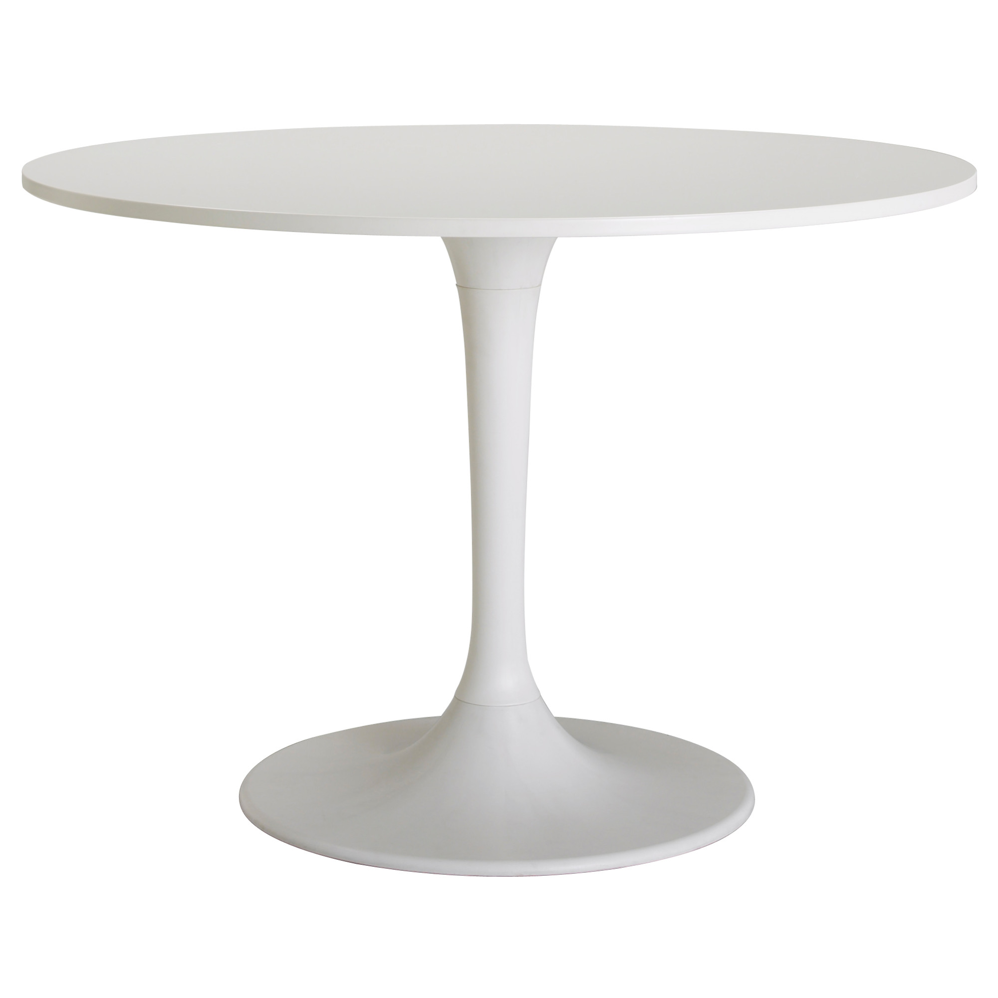 Popular DOCKSTA Table - IKEA white round dining table