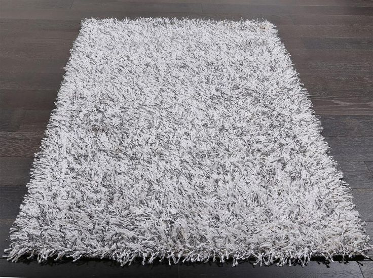 Popular Grey and White Shag Rug gray shag carpet