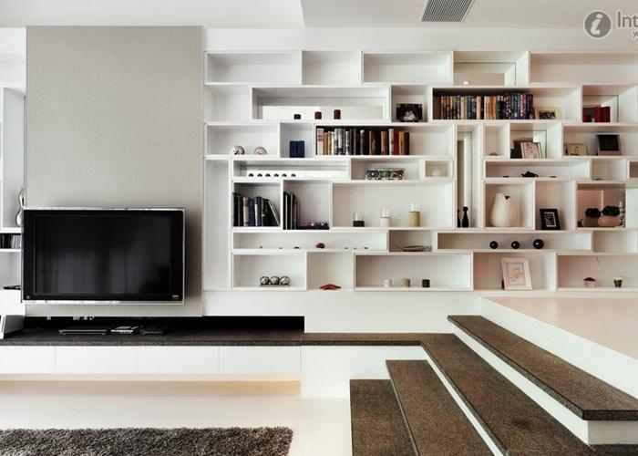 Popular Living room New living room storage design Living Room Storage modern living room cabinets