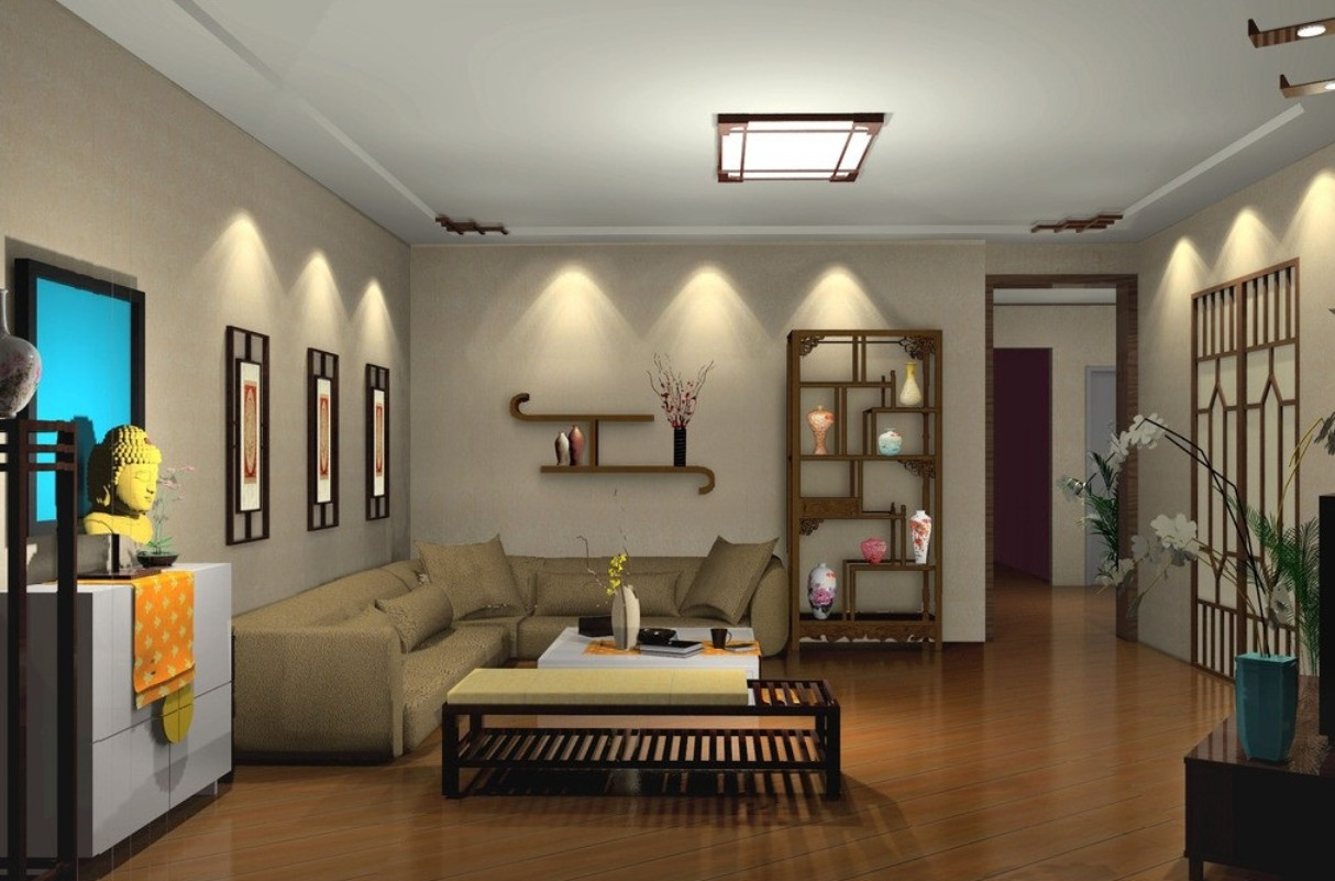 Popular living room wall light fixtures photo - 5 living room wall lights