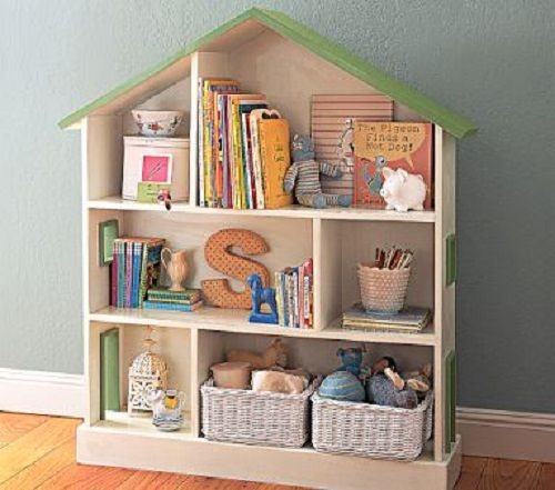 Popular Love this little dollhouse shaped bookshelf bookshelves for kids